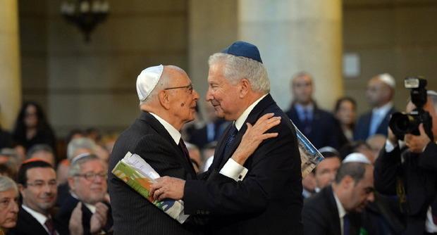 napolitano sinagoga