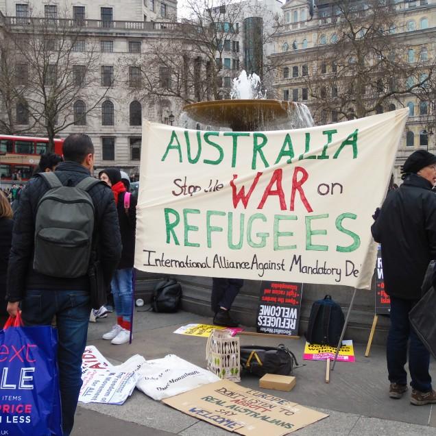 C'è anche chi chiede all'Australia di allentare la rigidità delle sue politiche migratorie