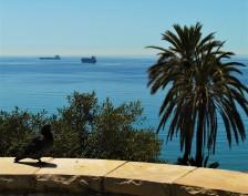 Paesaggio marino a Tarragona